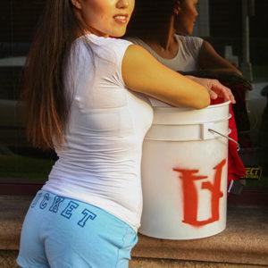 Bucket Academy Shorts Blue